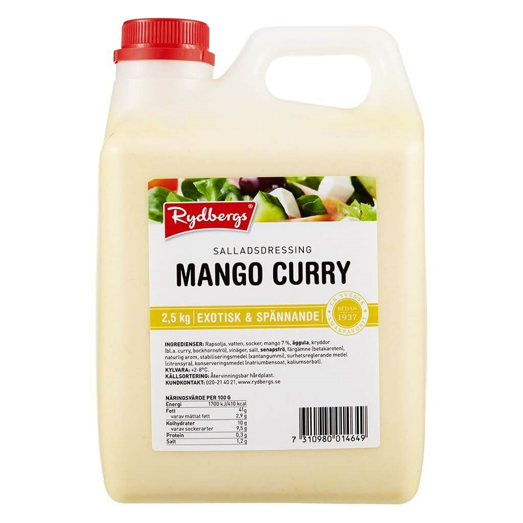 Mango/curry dress  2,5kg